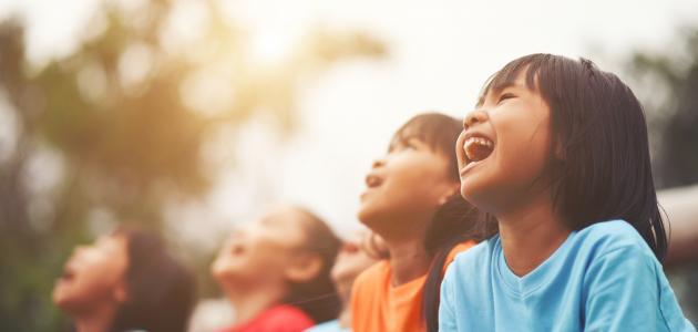 صورة كلمات عن تربية الأطفال