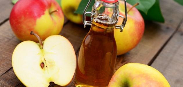 صورة ما فوائد خل التفاح للكرش