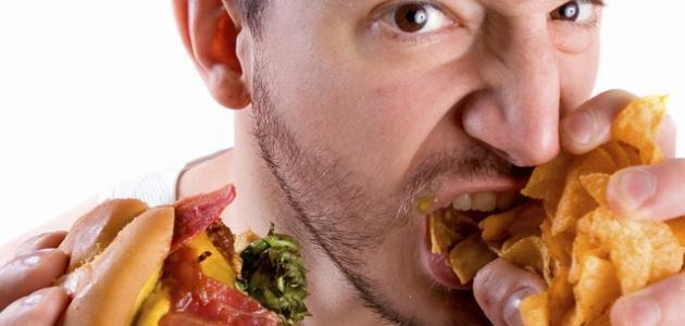 صورة نظام غذائي لزيادة الوزن في شهر رمضان
