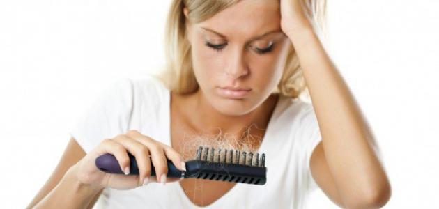صورة كيف نعالج تساقط الشعر