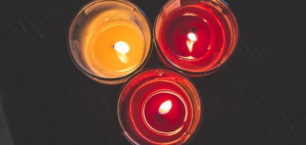 صورة صناعة شمع الإنارة