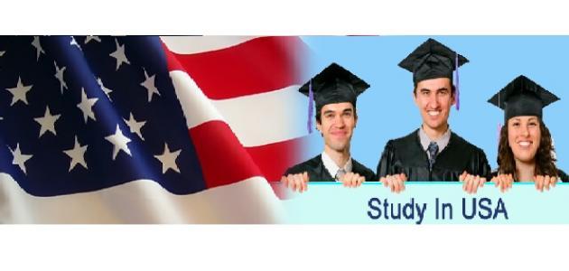 صورة كيفية الدراسة في أمريكا