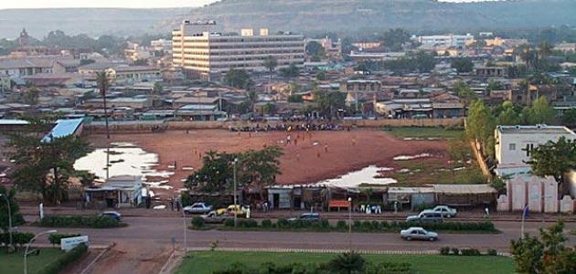 صورة أين تقع دولة مالي