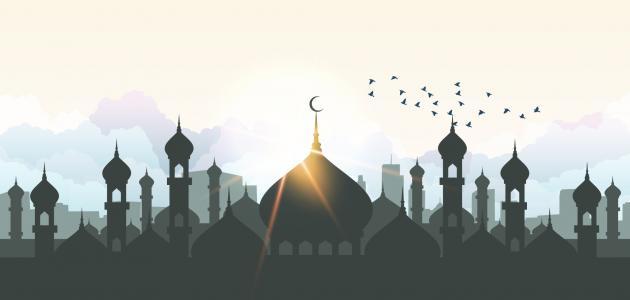 صورة عبارات عن رحيل رمضان