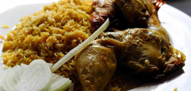 صورة طريقة طبخ المندي اليمني