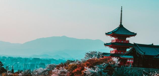 صورة ما هي مساحة اليابان