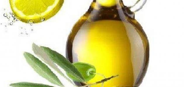صورة فوائد الليمون مع زيت الزيتون
